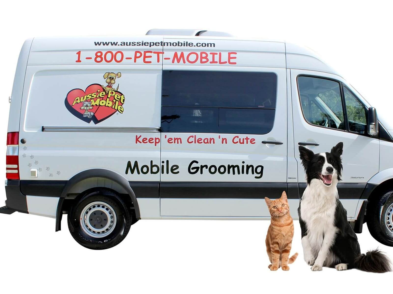 Aussie Pet Mobile Greater Nashville & Middle TN | Mobile